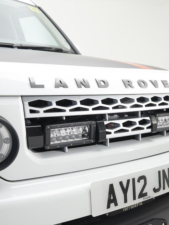 Discovery 4 Led Light Grille Kit