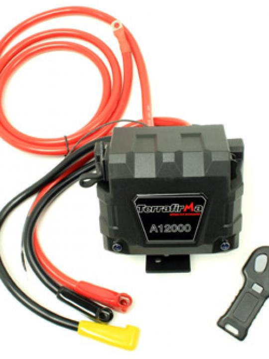 Replacement Solenoid Box for TF Winch
